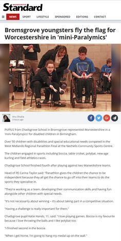 Bromsgrove Standard, 19 November 2016