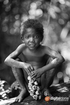 Bateq Tribe   Negrito  Malaysia Aborigin People