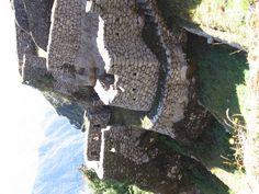 Inca fortress  #inca trail