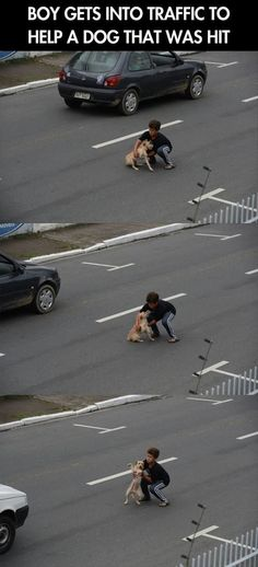 Faith In Humanity Restored - 16 Images