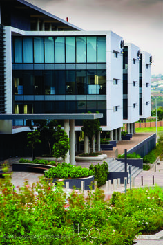 Cell C Headquarters - Waterfall Business Estate - Johannesburg, South Africa. 2014