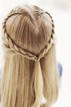 36 penteados lindos para meninas - Filhos - iG
