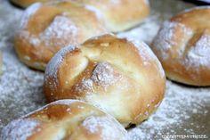 ❤️ Thermomix - Rezepte mit Herz & Pampered Chef ❤️ Rezeptideen &Co. Yogurt, Bread Bun, Pampered Chef, Bread Baking, Nutella, Bakery, Recipies, Food And Drink, Snacks