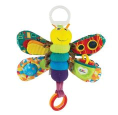 Baby Soft Toy Lamaze Freddie The Firefly Safe Easy Clip Attach Infant Cute Play #Lamaze