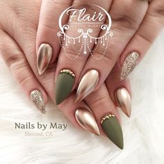 683 Likes, 10 Comments - Nails by May (@nailsby_may) on Instagram