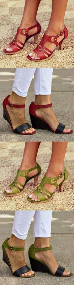 SHOP TODAY>>Up To 70% OFF! Hot Selling #Sandals #Shoes for You.Buy 2 Get Extra 8%OFF! Sizes From US 5 to US12. 100+ Styles for Options. Must Have It.