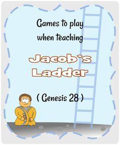 Jacob's Ladder (Genesis 28) | Play - Jesus Without Language