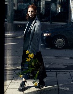 Codie Young Takes to the Streets for Scandinavia S/S/A/W 2013 by Andreas Öhlund | Fashion Gone Rogue: The Latest in Editorials and Campaigns