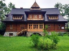 Oksza villa - the newest branch of the Tatra Museum Willa Oksza - najnowszy oddział Muzeum Tatrzańskiego Zakopane, ul. Zamoyskiego 25