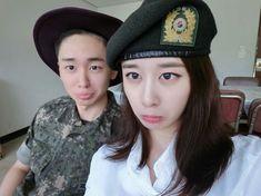 280118 Jiyeon from Hyojoon's Instagram  ♥️♥️♥️