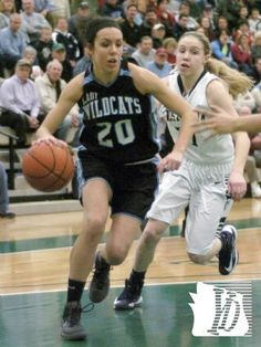 Dallastown won the girls YAIAA basketball title Thursday, February 14, 2013, with a win over West York at York College.     Bil Bowden photos