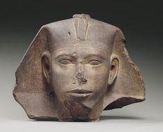 head of king djefre 2528 bc 4th dynsaty