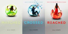 Matched Trilogy Series