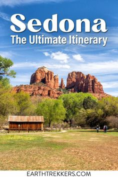 Are you planning your Sedona itinerary? Then look no further. This Sedona Guide includes suggested itineraries for avid hikers, non-hikers, and families. Get day by day recommendations based on your traveling style and the duration of your visit. Travel Advice, Travel Tips, Travel Destinations, Travel With Kids, Travel Usa, Visit Sedona, Perfect Road Trip, Arizona Travel, Go Hiking