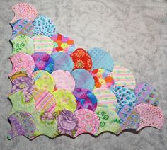 Quilt Patterns Using Circles | Spring Circles quilt | Quilt Obsession