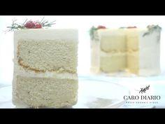 🇺🇸 TORTA AMERICANA ALLA VANIGLIA | Moist and fluffy white cake | Il Ricettario #36 - YouTube
