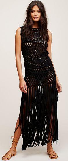 Free People - Labyrinth Dress