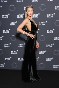 Toni Garrn at MontBlanc Dinner at the 71st Annual Cannes Film Festival  #cannes2018 #tonigarrn