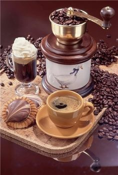 mmmm...a very good morning to you!  ♥