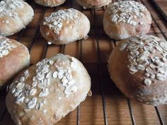 Dom, Hamburger, Bread, Brot, Baking, Burgers, Breads, Buns