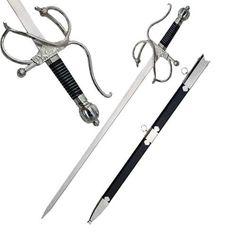 historical el cid rapier sword