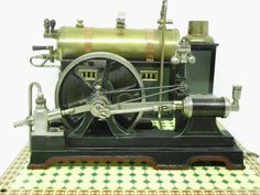 . Live Model, Steam Engine, Antique Toys, Cannon, Golden Age, Engineering, Ebay, Scale Model, Old Fashioned Toys