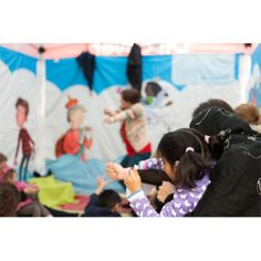 Easter Holidays at Discover at Discover Children's Story Centre(383-387 High Street, Stratford, London, E15 4QZ, United Kingdom) on 3-17 Apr, 2015 at 10:00 am-5:00 pm. Discover has your Easter Holidays covered with lots of story events, visits from author/illustrator Emily Hughes and poet Joe Coelho (CBeebies Rhyme Rocket) and our Where's Wally? Weekend. Category: Kids / Family. Booking: http://atnd.it/18627-1. Price: Free-£18. Artists: Emily Hughes, Joe Coelho.