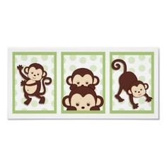 for the monkey nursery