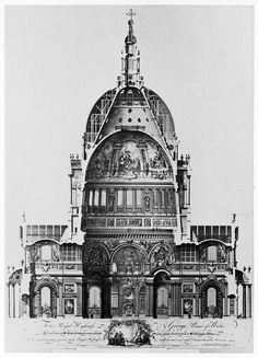 A_cross-section_of_the_Cathedral,_showing_the_dome_construction_and_Thornhill_paintings_-_1755.JPG (762×1057)