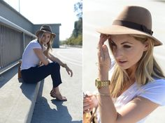Love this look. By The Tracks | Cupcakes & Cashmere