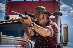 New Wolf Creek Miniseries Announced: Mick Taylor | WickedChannel.com