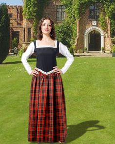 Highland Dress – Celtic/Scottish Dress