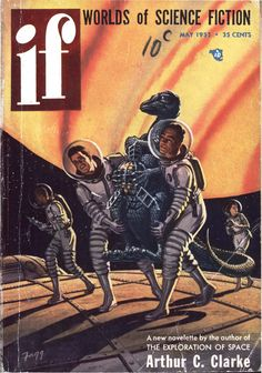 If vol 2 no 2, May 1953. Cover by Ken Fagg.