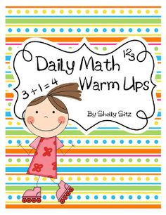 Smiling and Shining in Second Grade: Math Morning Work for Second Grade