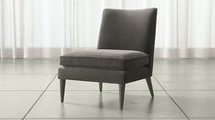 ARM CHAIR Callie Chair | Crate and Barrel