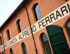 Enzo Ferrari museum, Modena, 2004