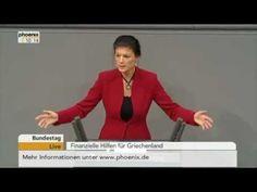 Schockierende Rede von Sahra Wagenknecht (Die Linke) Über den Umgang mit...
