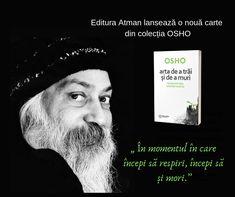 """Osho și-a acceptat moartea fără să fie resemnat sau fatalist, el a explicat discipolilor săi că: """"Existența a hotărât că i-a venit timpul"""". Pentru el devenise limpede că a rămâne în limitele trupului nu era lucrul cel mai important pentru dezvoltarea operei sale. Înainte de a muri, a mai spus: """"Vă las visul meu."""" Osho, Sanskrit, Einstein, Indie, India"""
