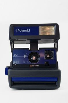 Rare and unique camera refurbished by the photograph experts at Impossible Project. #urbanoutfitters