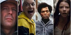 M. Night Shyamalan previewed first 12 minutes of 'Glass' footage today