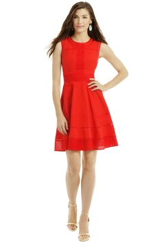 Rent Trim Combo Dress by Rachel Roy for $70 only at Rent the Runway.