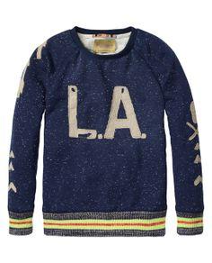 Scotch Shrunk Sweater! <3