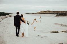 HANNE & LARS KRISTIAN // bryllup på Giske