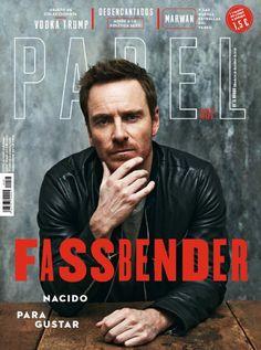 Fassbender for PAPEL 67
