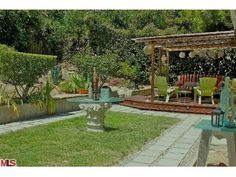 Rental, Woodland Hills, CA Woodland Hills, Outdoors, Gardening, Patio, Space, Outdoor Decor, Ideas, Floor Space, Lawn And Garden