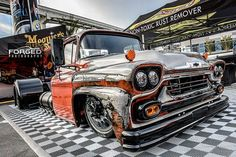 This monster is insane! Old Trucks, The Past, Shots, Cars, Sweet, Instagram Posts, Candy, Autos, Car