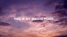 This is my Magic Hour, a new documentary of HUB Footwear about the brief time between light and dark, Sunrise and Sunset. 1. Make a picture of your city during magic hour 2. Share it on Facebook using the upload tool or on Instagram using #MYMAGICHOUR 3. Win one of the 155 prizes