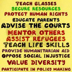 Social Workers Work!