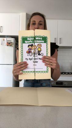 Arts And Crafts Light Fixture Code: 7224426143 Preschool Action Songs, Preschool Sight Words, Sight Word Activities, Science Activities For Kids, Phonics Activities, Literacy Strategies, Kindergarten Readiness, Literacy Programs, Kids Education