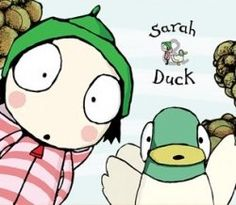 Sarah and Duck Toys